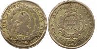 20 Kreuzer 1764 Württemberg Karl Eugen 1744-1793. Sehr schön  84.08 US$ 75,00 EUR  +  4.48 US$ shipping