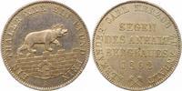 Ausbeutetaler 1862  A Anhalt-Bernburg Alexander Carl 1834-1863. Fast vo... 135,00 EUR  zzgl. 4,00 EUR Versand