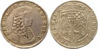 2/3 Taler 1678  CP Anhalt-Zerbst Carl Wilhelm 1667-1718. Winz. Schrötli... 145,00 EUR  + 4,00 EUR frais d'envoi