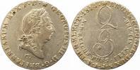 2/3 Taler 1814  C Braunschweig-Calenberg-Hannover Georg III. 1760-1820.... 75,00 EUR  zzgl. 4,00 EUR Versand