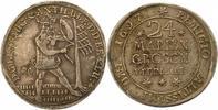 24 Mariengroschen 1697 Braunschweig-Wolfenbüttel Rudolf August und Anto... 135,00 EUR  + 4,00 EUR frais d'envoi