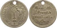 Silberabschlag von den Stempeln des Dukaten 1717 Nürnberg-Stadt  Geloch... 30,00 EUR  zzgl. 4,00 EUR Versand