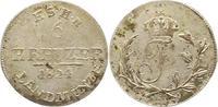 Zeitgenössische Fälschnug eines 6 Kreuzer 18 1824 Sachsen-Hildburghause... 22,00 EUR  zzgl. 4,00 EUR Versand