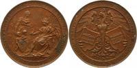 Bronzemedaille 1887 Frankfurt-Stadt  Winz. Randfehler, Flecken, vorzügl... 30,00 EUR  zzgl. 4,00 EUR Versand