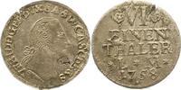 1/6 Taler 1758 Anhalt-Bernburg Victor Friedrich 1721-1765. Schrötlingsf... 25,00 EUR  + 4,00 EUR frais d'envoi