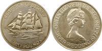 2 Pfund 1972 Großbritannien-Jersey Elsabeth II. Seit 1952. Polierte Pla... 30,00 EUR  + 4,00 EUR frais d'envoi