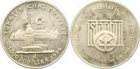 1000000 Lira 1996 Türkei Republik 1923-2010. Polierte Platte -  30,00 EUR  + 4,00 EUR frais d'envoi