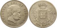 500 Reis 1892 Portugal Carlos I. 1889-1908. Fast sehr schön  18,00 EUR  + 4,00 EUR frais d'envoi