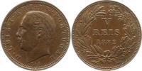 5 Reis 1882 Portugal Luis I. 1861-1889. Vorzüglich - Stempelglanz  14,00 EUR  + 4,00 EUR frais d'envoi