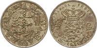 1/4 Gulden 1854 Indonesien-Niederländisch Ostindien  Schöne Patina. Vor... 32,00 EUR  + 4,00 EUR frais d'envoi