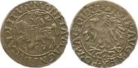1/2 Groschen 1557 Polen-Litauen Sigismund August 1547-1572. Sehr schön  34,00 EUR  + 4,00 EUR frais d'envoi