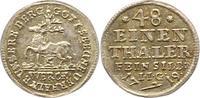 Ausbeute 1/48 Taler 1719 Stolberg-Stolberg Christoph Friedrich und Jost... 70,00 EUR  + 4,00 EUR frais d'envoi