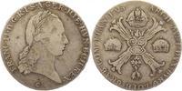 Kronentaler 1795  C Haus Habsburg Franz II.(I.) 1792-1835. Fast sehr sc... 55,00 EUR  + 4,00 EUR frais d'envoi
