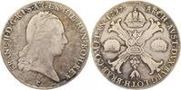 Kronentaler 1797  C Haus Habsburg Franz II.(I.) 1792-1835. Fast sehr sc... 50,00 EUR  + 4,00 EUR frais d'envoi