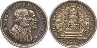 Silbermedaille 1730 Nürnberg-Stadt  Schöne Patina. Vorzüglich  65,00 EUR  + 4,00 EUR frais d'envoi