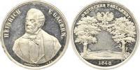 Zinnmedaille 1848 Frankfurt-Stadt  Vorzüglich - Stempelglanz  42,00 EUR  zzgl. 4,00 EUR Versand