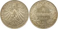 Doppelgulden 1846 Frankfurt-Stadt  Sehr schön - vorzüglich  165,00 EUR  zzgl. 4,00 EUR Versand