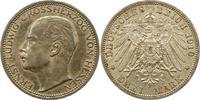 3 Mark 1910  A Hessen Ernst Ludwig 1892-1918. Sehr schön - vorzüglich  110,00 EUR  + 4,00 EUR frais d'envoi