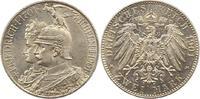 2 Mark 1901 Preußen Wilhelm II. 1888-1918. Winz. Randfehler, vorzüglich... 17,00 EUR  + 4,00 EUR frais d'envoi