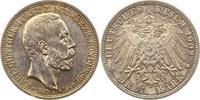 3 Mark 1909  A Schwarzburg-Sondershausen Karl Günther 1880-1909. Vorzüg... 145,00 EUR  + 4,00 EUR frais d'envoi