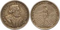 Silbermedaille 1717 Nürnberg-Stadt  Fast vorzüglich  85,00 EUR  zzgl. 4,00 EUR Versand