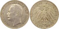3 Mark 1912  G Baden Friedrich II. 1907-1918. Sehr schön +  19,00 EUR  + 4,00 EUR frais d'envoi