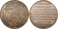 Silbermedaille 1648 Münster-Der Westfälische Friede  Vorzüglich +  1450,00 EUR envoi gratuit