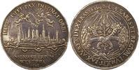 Medaille 1648 Münster-Der Westfälische Friede  Minimal berieben, winz. ... 445,00 EUR envoi gratuit