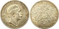 5 Mark 1907  A Preußen Wilhelm II. 1888-1918. Winz. Kratzer, fast Stemp... 95,00 EUR  + 4,00 EUR frais d'envoi