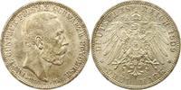3 Mark 1909  A Schwarzburg-Sondershausen Karl Günther 1880-1909. Schöne... 195,00 EUR  + 4,00 EUR frais d'envoi