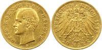 20 Mark Gold 1895  D Bayern Otto 1886-1913. Sehr schön  345,00 EUR envoi gratuit