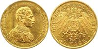 20 Mark Gold 1914  A Preußen Wilhelm II. 1888-1918. Fast Stempelglanz  395,00 EUR envoi gratuit