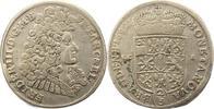 2/3 Taler 1692 Brandenburg-Preußen Friedrich III. 1688-1701. Sehr schön  115,00 EUR  plus 4,00 EUR verzending
