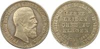 Silbermedaille 1888 Brandenburg-Preußen Friedrich III. 1888. Winz. Krat... 45,00 EUR  plus 4,00 EUR verzending