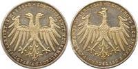 Doppelgulden 1848 Frankfurt-Stadt  Vorzüglich +  195,00 EUR  plus 4,00 EUR verzending