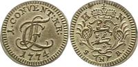 Kreuzer 1774 Hohenlohe-Neuenstein-Öhringen Ludwig Friedrich Karl 1765-1... 75,00 EUR  + 4,00 EUR frais d'envoi