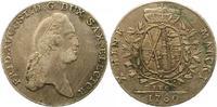 Taler 1780 Sachsen-Albertinische Linie Friedrich August III. 1763-1806.... 135,00 EUR  + 4,00 EUR frais d'envoi