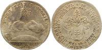 Bürgermeisterpfennig 1 1741 Hamburg, Stadt  Sehr schön - vorzüglich  95,00 EUR  + 4,00 EUR frais d'envoi