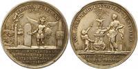 Silbermedaille 1755 Hamburg, Stadt  Sehr selten. Sehr schön  325,00 EUR envoi gratuit