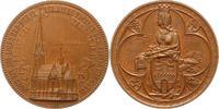 Bronzemedaille 1885 Hamburg, Stadt  Vorzüglich - Stempelglanz  65,00 EUR  + 4,00 EUR frais d'envoi