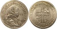 Taler 1618 Haus Habsburg Erzherzog Maximilian 1612-1618. Sehr schön  295,00 EUR envoi gratuit