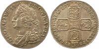 Shilling 1758 Großbritannien George II. 1727-1760. Schöne Patina. Vorzü... 165,00 EUR  + 4,00 EUR frais d'envoi