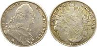 Madonnentaler 1775  A Bayern Maximilian III. Joseph 1745-1777. Fast seh... 50,00 EUR  + 4,00 EUR frais d'envoi