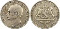 Taler 1863 Nassau Adolph 1839-1866. Bearbeitet, schön - sehr schön  55,00 EUR  + 4,00 EUR frais d'envoi