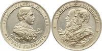 Zinnmedaille 1888 Brandenburg-Preußen Wilhelm II. 1888-1918. Entfernter... 15,00 EUR  + 4,00 EUR frais d'envoi