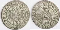 Groschen (3 Kreuzer) 1680 ERZBISTUM SALZBURG Max Gandolph Graf Kuenburg... 22,00 EUR  zzgl. 5,00 EUR Versand