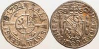 Kreuzer 1706 ERZBISTUM SALZBURG Johann Ernst Graf Thun Hohenstein, 1687... 23,00 EUR  zzgl. 5,00 EUR Versand