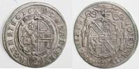 Halbbatzen (2 Kreuzer) 1695 ERZBISTUM SALZBURG Johann Ernst Graf Thun H... 22,00 EUR  zzgl. 5,00 EUR Versand