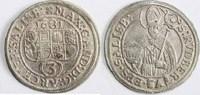 Groschen (3 Kreuzer) 1681 ERZBISTUM SALZBURG Max Gandolph Graf Kuenburg... 21,00 EUR  zzgl. 5,00 EUR Versand