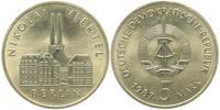 5 Mark 1987 Deutsche Demokratische Republik (DDR) DDR: 5 Mark 1987, Nik... 7,50 EUR